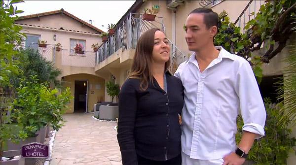 L'adresse de l'hôtel de Bianca et Alexandre dans Bienvenue à l'hôtel sur TF1 inédit