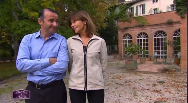 Avis et commentaires sur l'hôtel de Catherine et Jacques de Bienvenue à l'hotel sur TF1