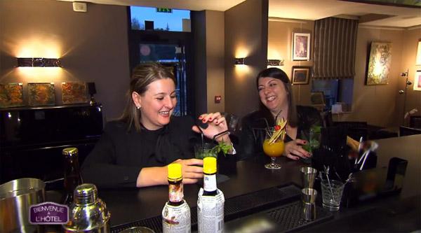 Vos avis et commentaires sur l'hotel de Sabrina et Audrey de Bienvenue à l'hôtel sur TF1