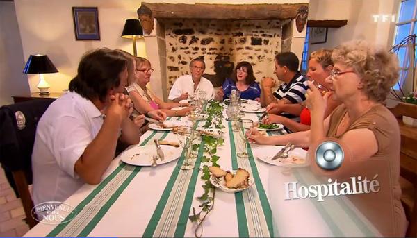 Quelles adresses de maisons d'hôtes dans Bienvenue chez nous cette semaine sur TF1 ?