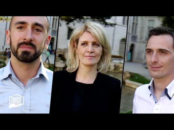 Les agents de Chasseurs d'appart sur Dijon (inédit - semaine 30)