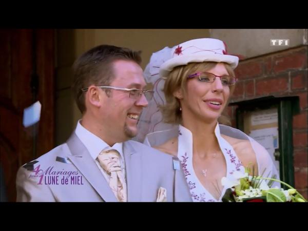 Vos avis sur le mariage de Dorothée et Arnaud : vos réactions dans  4 mariages