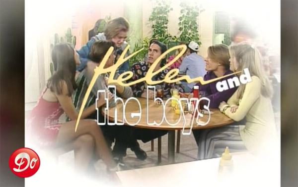 Regarder le pilote Helen and the boys la version US d'Helene et les garçons avec Linda Lacoste et Rochelle