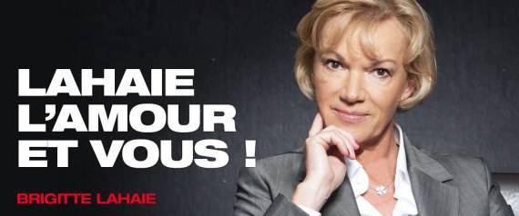 Arrêt de Lahaie, l'amour et vous sur RMC : Brigitte Lahaie est virée !