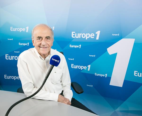 Quels invités politique ce dimanche à la télé et en radio ? / Photo Europe 1