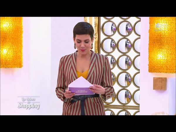 Quelle gagnante pour les reines du shopping le 01/07/2016 ? Cristina a fait le bon choix ?