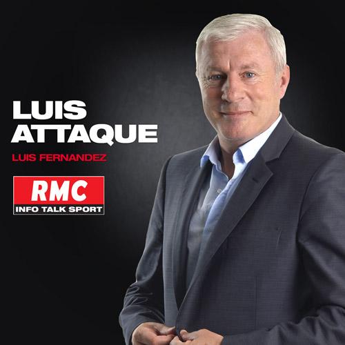 Luis attaque  c'est fini il quitte rmc en septembre 2016 / Photo RMC