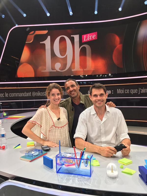 Le concept du 19h Live de TF1 : c'est quoi le principe, le fil conducteur?