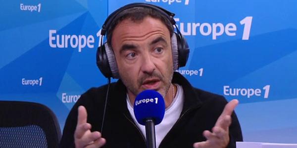 Nouvelle émission Europe 1 à la rentrée 2016 avec Nikos ALiagas