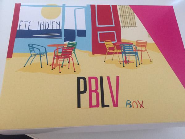 Box Plus belle la vie l'été indien