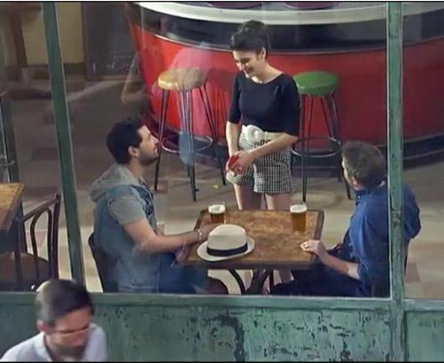 Sabrina en plein triangle amoureux entre Florent et Nathan #PBLV