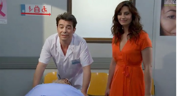 Les visions de Stéphane avec Mélanie : elle lui demande pourquoi il en a pas parlé à Benoit ?