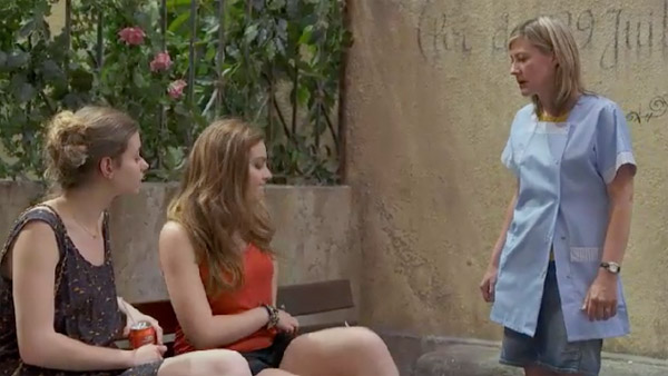 Lilou, Oceane et Laetitia réunies ... inquiétude pour Kevin
