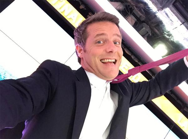 Florent Peiffer  la nouvelle matinale itélé face à BFMTV et FX Ménage sur lCI