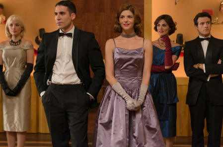 Alberto et Cristina le retour dans Velvet saison 2
