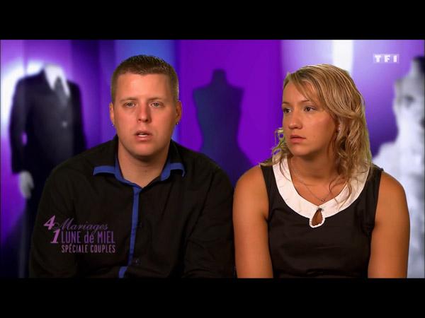 Vos avis sur le mariage de Jessica et Arnaud dans 4 mariages sur TF1