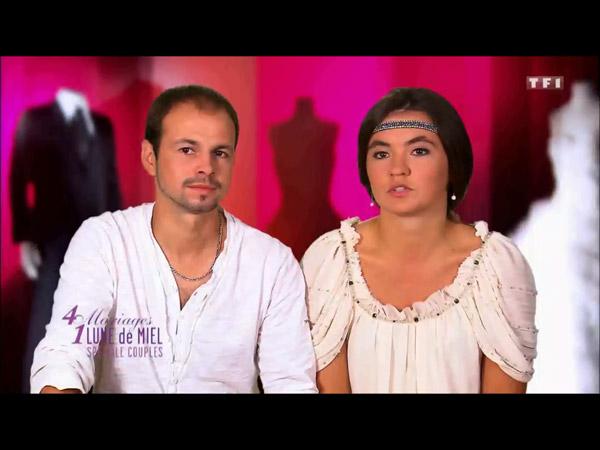 Vos commentaires et critiques sur le mariage de Julie et Grégory dans 4 mariages pour 1 lune de miel