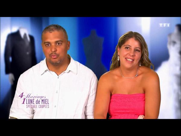 Vos commentaires sur le mariage de Christelle et Cedric de #4MP1LDM