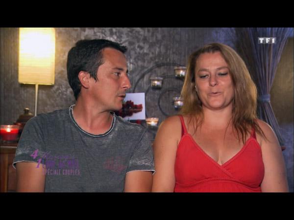 Vos commentaires et critiques sur Nathalie et Bertrand de 4 mariages pour 1 lune de miel #4MP1LDM