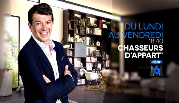 Stéphane Plaza le retour pour Chasseurs d'appart inédit sur M6