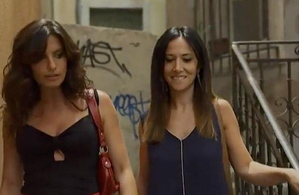 Samia et Mélanie les amies se retrouvent au mistral