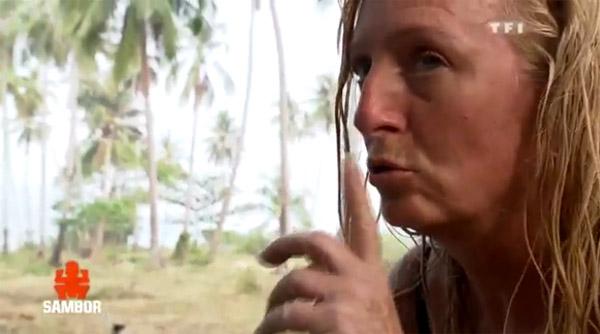Sophie l'enquiquineuse des rouges de Koh Lanta