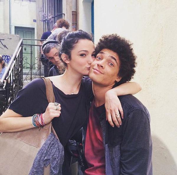 Baptiste et Emma vous aimez ce duo d'ado ? / Photo twitter