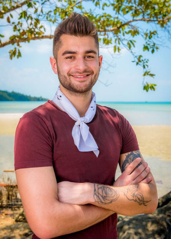 Vos avis sur Benoit de Koh Lanta l'île au trésor 2016 : son portrait, ses photos / Photo ALP / TF1