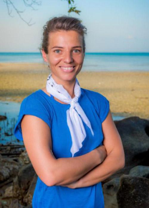 Vos avis et commentaires sur Beryl dans Koh lanta l'île au trésor / Photo TF1