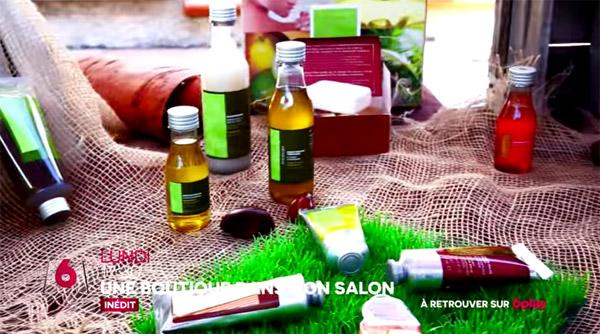Comment travaille comme conseillère de vente à domicile de cosmétiques? quelles entreprises  vues sur M6 ?