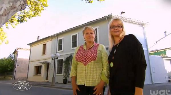 Bienvenue chez nous avec Janine et Karine avis sur leur chambre d'hôtes et adresse