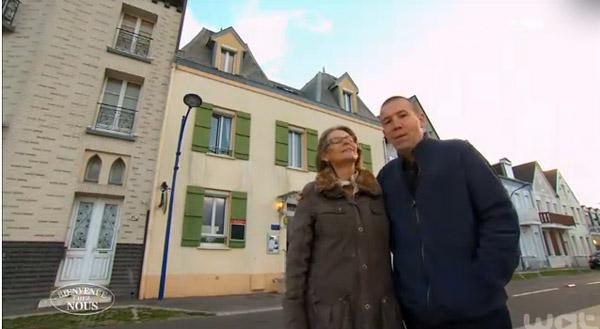 Bienvenue chez nous avec Catherine et Mathieu avis sur leur chambre d'hôtes et adresse