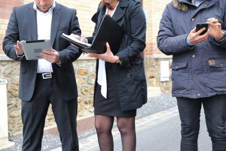 Vos avis sur les agents de Chasseurs d'appart de M6 / Crédit : Aurelien FAIDY/M6