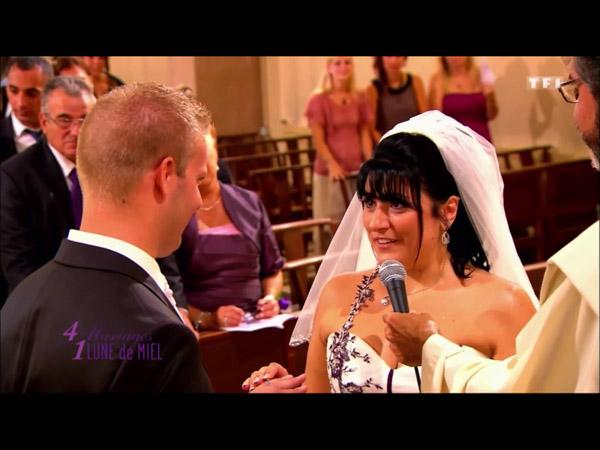 Vos avis sur Christine son mariage avec Sébastien dans #4MP1LDM
