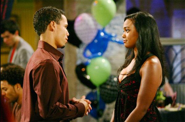 Devon et Roxy la séparation des feux de l'amour