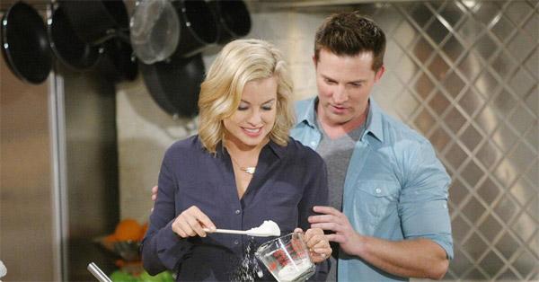 Dylan et Avery vont-ils revenir ensemble dans les feux de l'amour ?