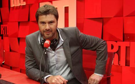 Eric Jean Jean va cumuler RTL et RTL2 à la rentrée 2016 / Photo RTL