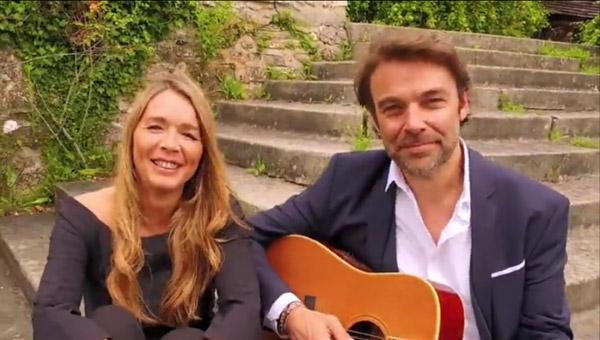 Hélène et Nicolas réunis au générique de la saison 13 des mystères de l'amour