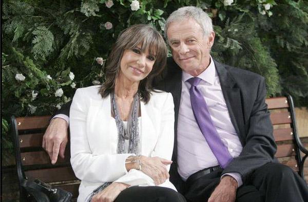 Jill et Colin le retour du couple : Bienvenue à Jill Atkinson dans les feux de l'amour #LFDLA  / Photo CBS
