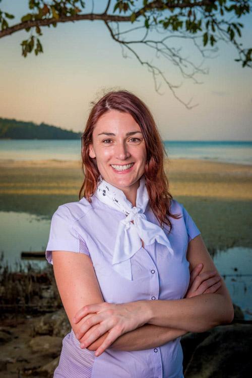 Avis et commentaires sur Julie dans Koh Lanta l'île au trésor édition 2016