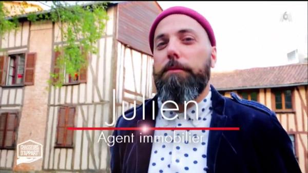 Vos avis et critiques sur Julien Chasseurs d'appart de Limoges