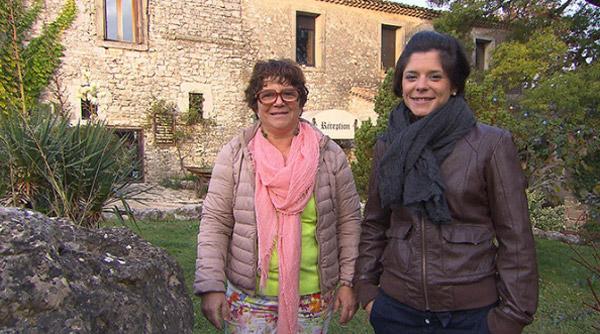 Avis et commentaires sur hôtel de Laure et Delphine de TF1 avec leur adresse / Photo TF1