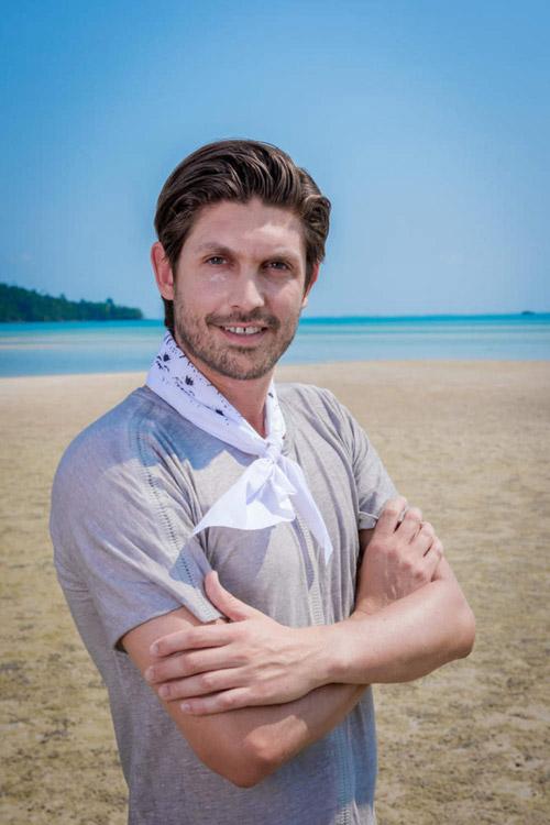 Avis et commentaires sur Laurent de Koh lanta l'île au trésor qui vient du Nord / Photo Issock / TF1 / ALP