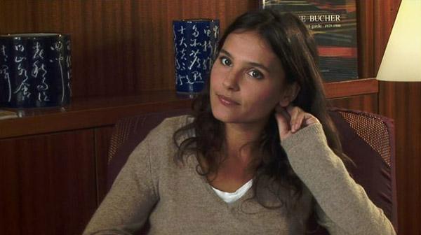 Virginie Ledoyen star de TF1 avec la série Juste un regard d'Harlan Coben / Photo le film Le monde de fred - Offshore