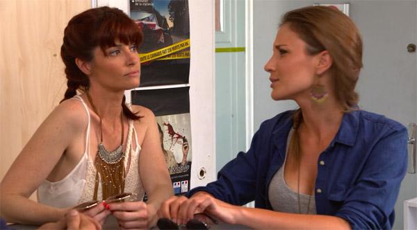 Stéphanie et Marie toujours meilleures amies dans LMA