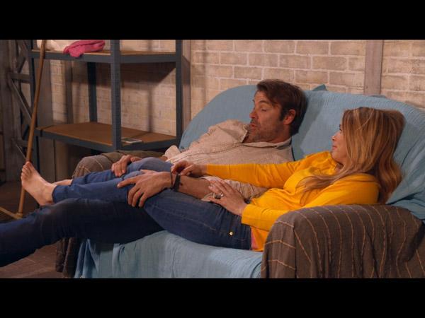 Nicolas et Helene enfin ensemble à 100% ... l'épisode 3 de LMDLA saison 13 décisif !!