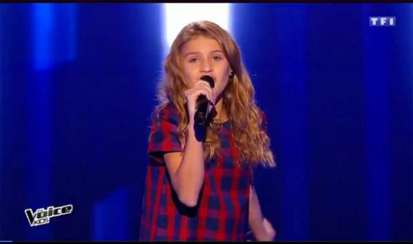 Avis et commentaires sur Lou dans The Voice Kids 2016