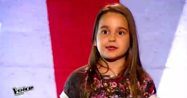 Vos commentaires sur Manuela de The Voice Kids saison 3 sur TF1