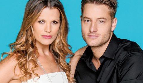 Le nouveau Adam bientôt sur TF1 avec Chelsea dans les feux de l'amour / Photo CBS