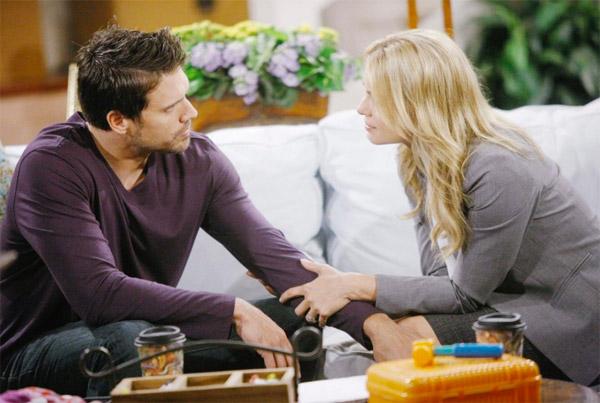 Nick et Avery le nouveau clash dans les feux de l'amour !